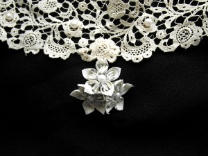 Vintage Lace Wedding Jewellery